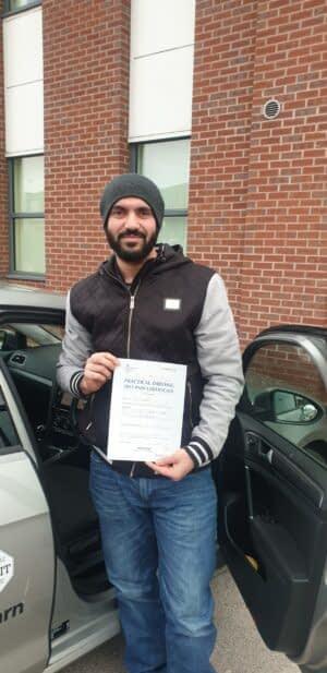 Best intensive Driving Course Birmingham