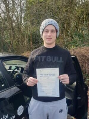local Driving lessons with driving instructor Birmingham